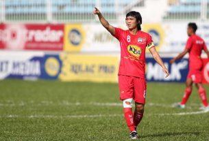Tiểu sử Nguyễn Tuấn Anh - Chàng cầu thủ tài năng của bóng đá Việt