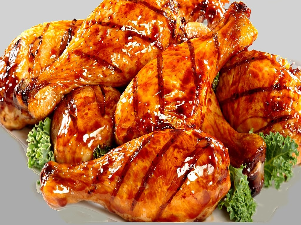 Cách ướp thịt gà nướng