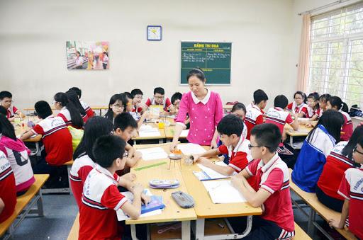 Phương pháp dạy học tích cực ở tiểu học