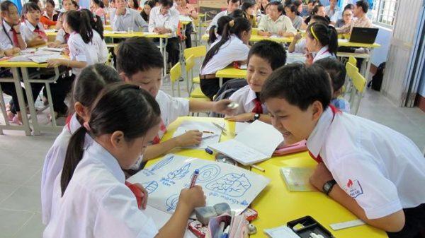 các phương pháp dạy học tích cực ở tiểu học đạt hiệu quả rất cao