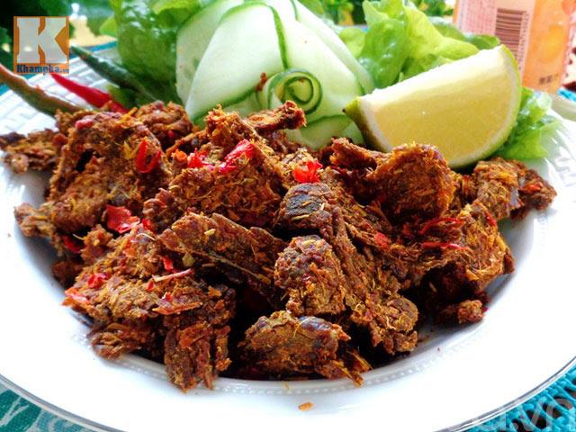 Chia sẻ cách làm thịt bò khô ngon đúng vị đơn giản tại nhà