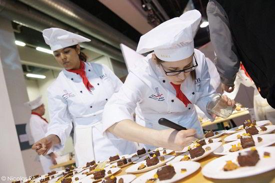 Nghề đầu bếp đang thu hút nhiều bạn trẻ theo đuổi