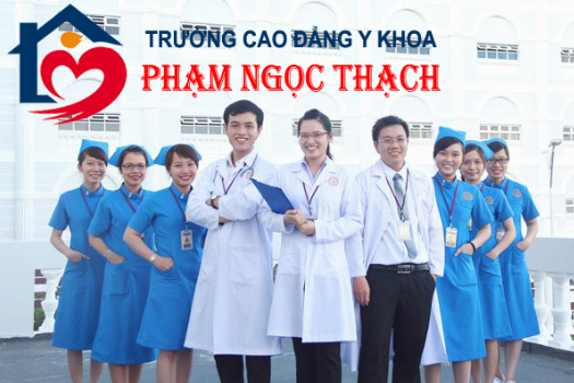 Trường Cao đẳng Y Khoa Phạm Ngọc Thạch xét tuyển Cao đẳng Dược năm 2019