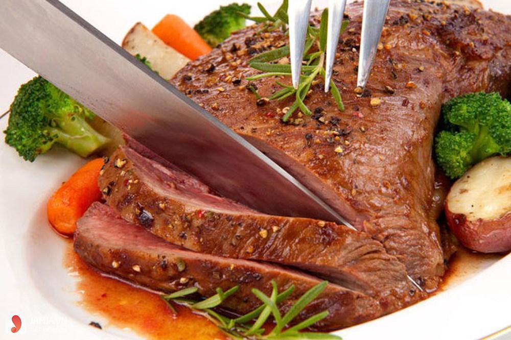 Những món ngon từ thịt bò lạ miệng và vô cùng độc đáo