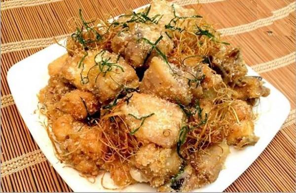 cách làm thịt gà rang muối