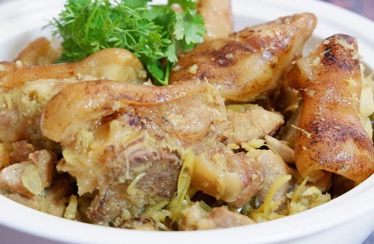Hướng dẫ chế biến thịt lợn nấu giả cầy thơm ngon chuẩn vị