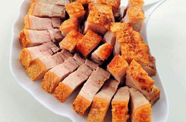 Thịt lợn ba chỉ làm món gì ngon trong bữa ăn gia đình