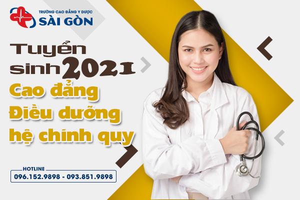 Tại Trường Cao đẳng Y Dược Sài Gòn Cao đằng Điều dưỡng học những gì?